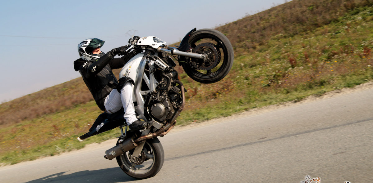 wheeling stunt thibault